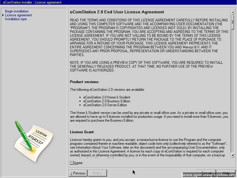 Screenshot: ibm ecs20 02