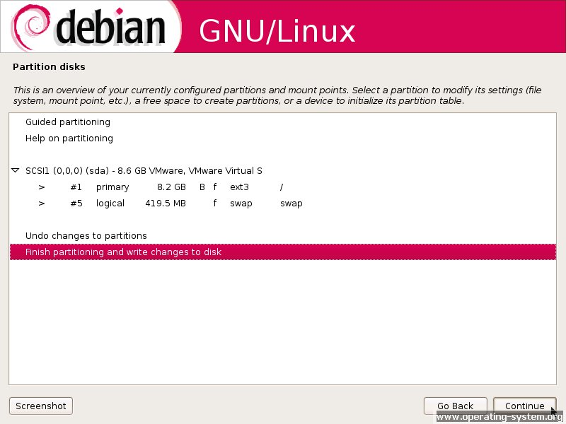 Screenshot linux debian debian503 08